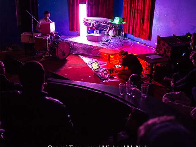 Sergei Tumanov | Michael McNab - live in Melbourne, Australia