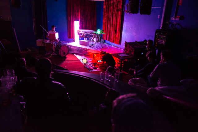 Sergei Tumanov and Michael McNab live in Melbourne 2018 img 01
