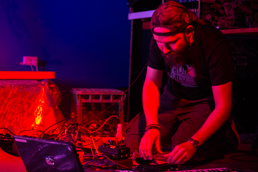 Sergei Tumanov and Michael McNab live in Melbourne 2018 img 02