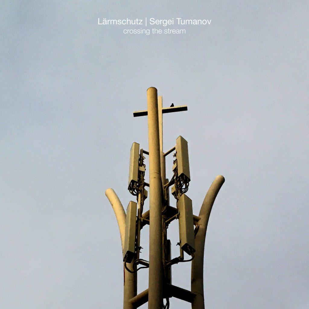 crossing the stream by Lärmschutz & Sergei Tumanov