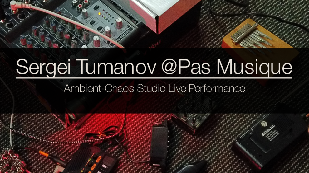 Ambient-Chaos Studio Live Performance