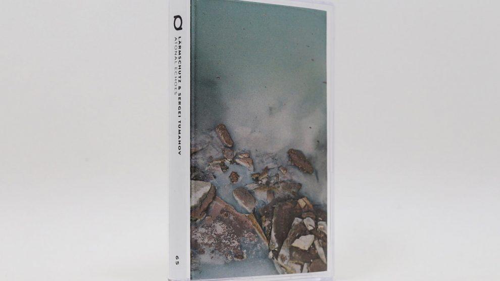 Lärmschutz and Sergei Tumanov - Atonal Echoes (Dinzu Artefacts)